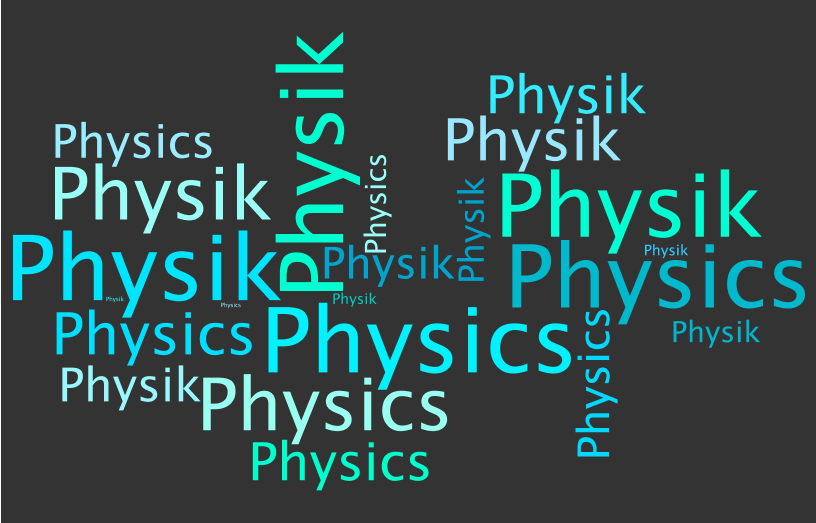 wordle physics