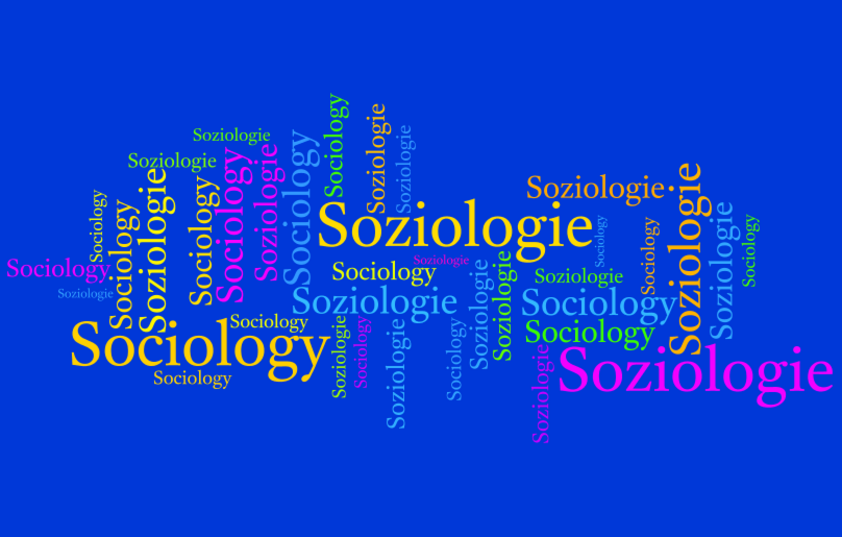 wordle Soziologie