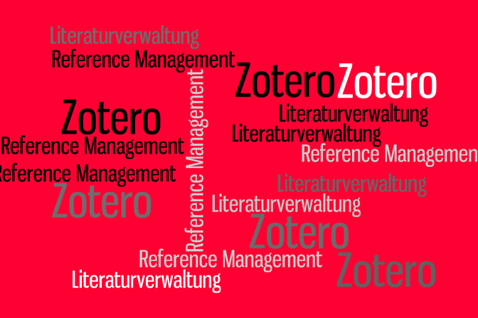 Zotero Wordle