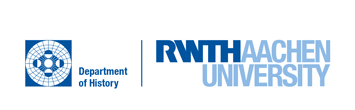 Logo of the RWTH Department of History