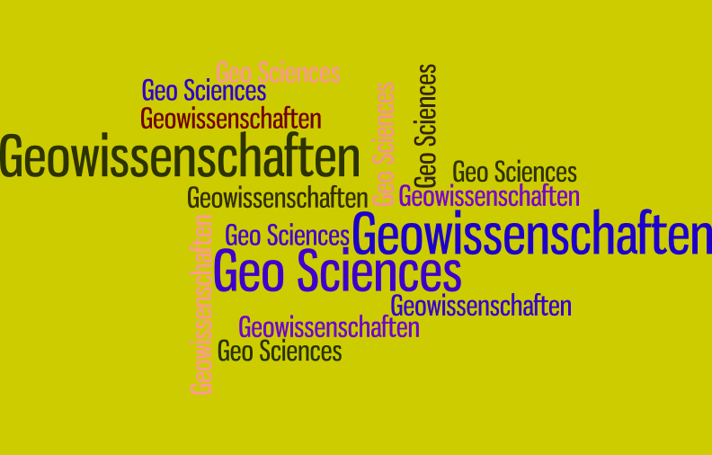 wordle earth sciences