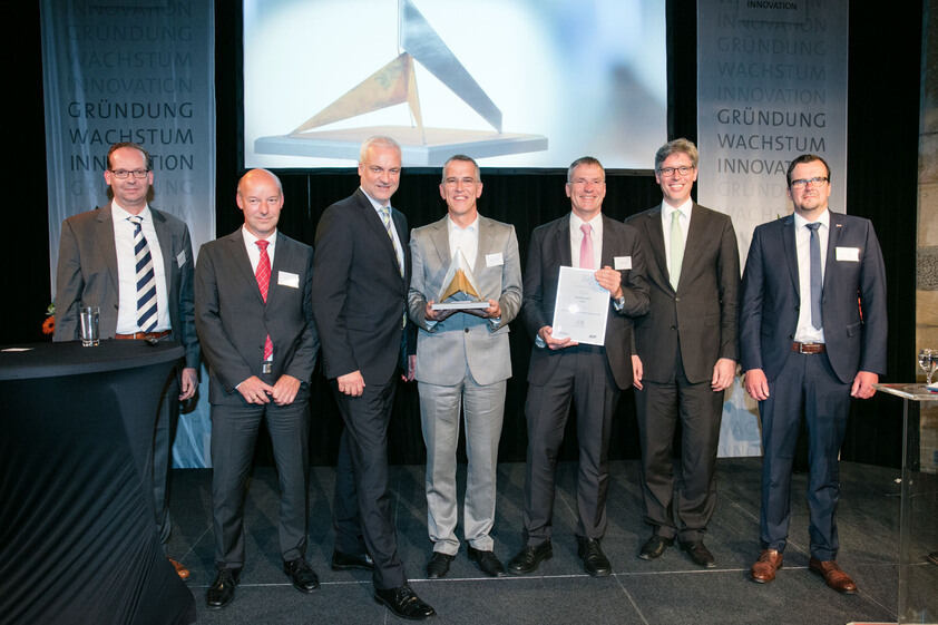 Gewinner AC²-Innovationspreis Region Aachen