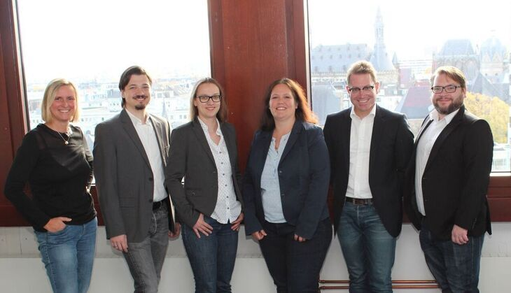 Photo of the Research Data Management Team